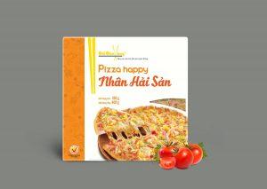 Bánh pizza hải sản